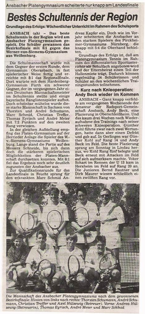 Schulteam1993
